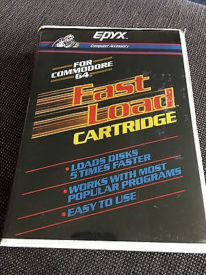 Fast Load Cartridge For Commodore 64