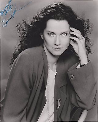 VERONICA HAMEL (b1943) - Very beautiful in Hill Street Blues - signed 8x10  pic