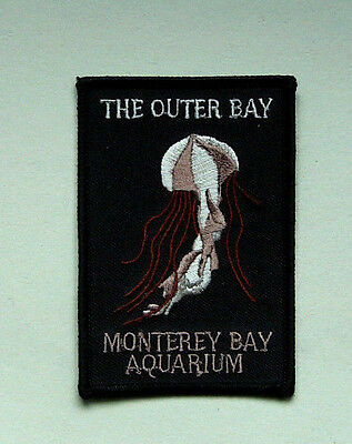 Monterey Bay Aquarium Patch - The Outer Bay