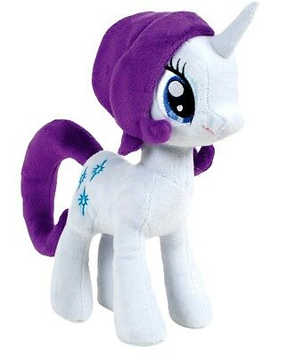 "New Official 12"" My Little Pony Rarity Plush Soft Toy"