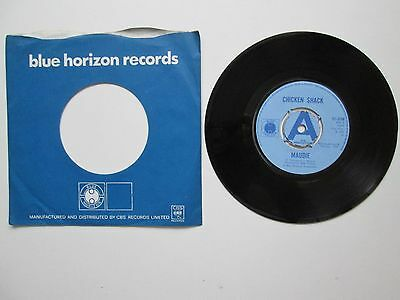 CHICKEN SHACK 7 Single PROG Rock BLUES HORIZON 45 UK Demo DJ PROMO
