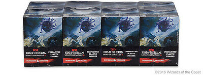 Dungeons & Dragons: Icons of the Realms: Standard Booster 8 Count Brick - Monst
