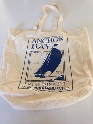 Anchor Bay Entertainment  Canvas Tote Bag with handles