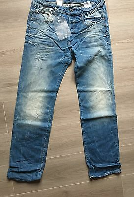 Jeans homme GSTAR W34 L34 (taille 44) neuf