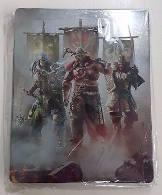 Official For Honor Steelbook - Rare - NO GAME - Fast Dispatch!!