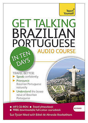 Get Talking Brazilian Portuguese in Ten Days Beg, Rowbotham, Ethel Pereira De Al