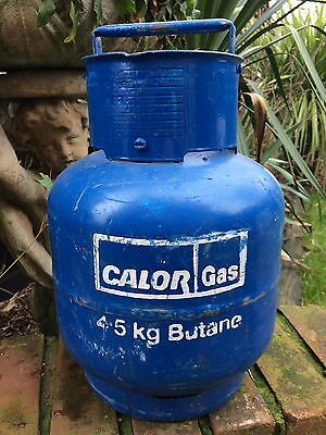 Calor Gas Butane 4.5 Kg Bottle Full Brand New In Ipswich