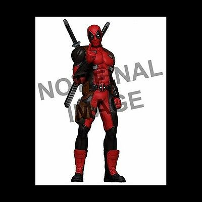 -= ] NECA - Deadpool Life Size Foam Replica 1.95 metri [ =-
