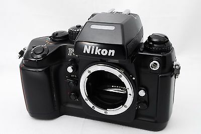 [Exc++++] Nikon F4 Late Model 35mm SLR Film Camera Body only From Japan #L30