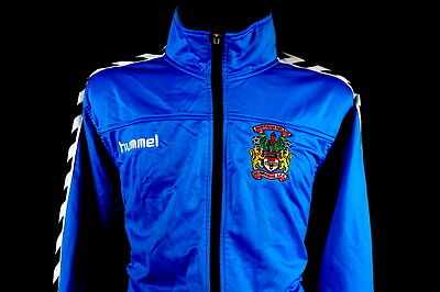 Rare Shirt Hummel Top Jacket Newbridge Afc Training Jersey Camiseta Size (Xl)