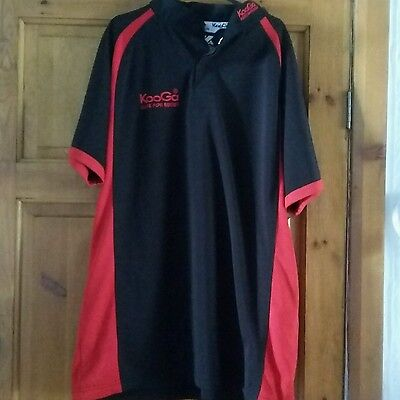 Kooga Rugby  Polo Shirt  Size L  In Very Good Condition