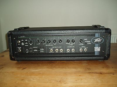 Peavey Max Bass 700 Amplifiers