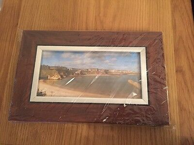 Framed Photo Of Cullercoats Bay