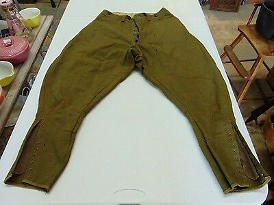 US Army WW1 Officer or Enlisted Pants Cavalry Issue