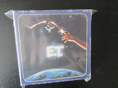 E.T. + ELLIOT The Extra Terrestrial Avon Soap FROM 1983 NEW + SEALED BOX