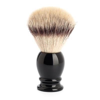 Pennello Da Barba Silver Tip Fibre® Muhle 35K256 Nero Shaving Brush