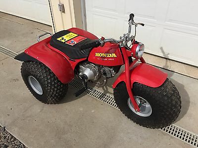 1976 Honda ATC90 three wheeler original US90 ATC 90 rare vintage survivor