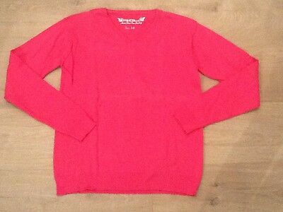 Pull RG512 Rose Taille 16 Ans