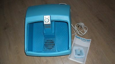 Clairol Foot Spa in good used condition