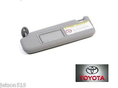 Genuine Toyota 4Runner SR5 Driver Side Sun Visor New OE OEM
