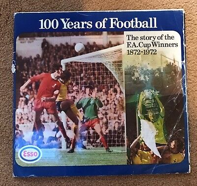 Esso 100 Years of Football - FA Cup Winners