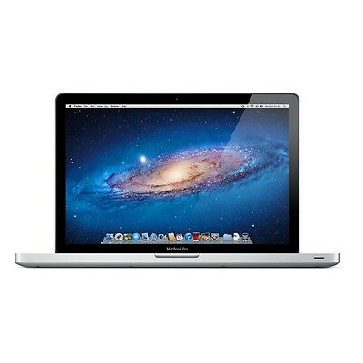 "Apple MacBook Pro MD318LL/A 15.4"" 500GB Core i7 2.2GHz 4GB RAM Laptop Computer"