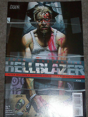 Hellblazer #268 : Vertigo Comics : Nice Rare Issue