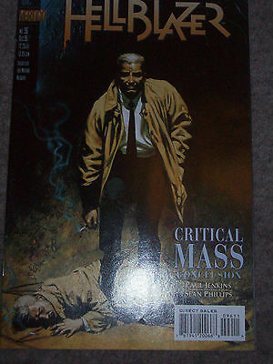 Hellblazer #96 : Vertigo Comics : Nice Rare Issue