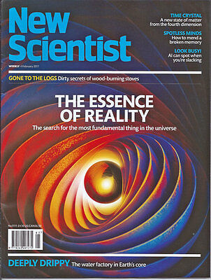 Recent Issue New Scientist Magazine 4th February 2017 No3111 Science Technology