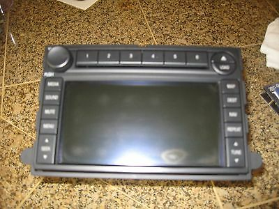 2007 Ford expedition naigation radio (Fits Several Others)
