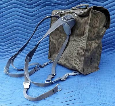 NVA Army Surplus Item - New German Military Combat Back Pack with Suspenders
