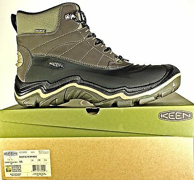 1a2852725cc KEEN MENS DURAND Polar Shell Mid WP Hiking Hunting Winter Boots