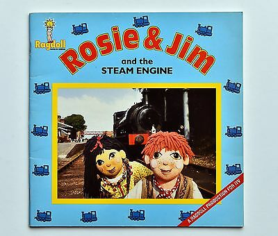 Rosie & Jim and the Steam Engine - Ragdoll Production for ITV