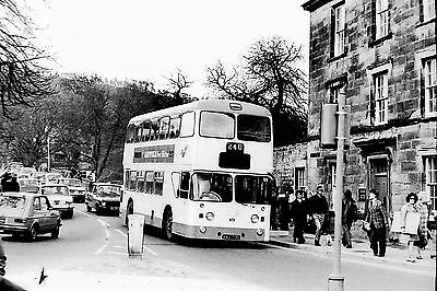 35Mm Vintage Bus Negative...sold With Copyright