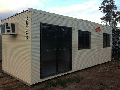 7.2 x 3m Site office in Excellent Condition. For Sale or Hire
