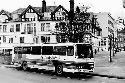 35Mm Vintage Mini Buses In Midlands Negative...sold With Copyright