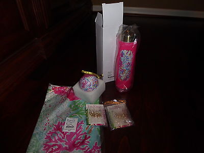 LILLY PULITZER Lot of Gift Items - NWT