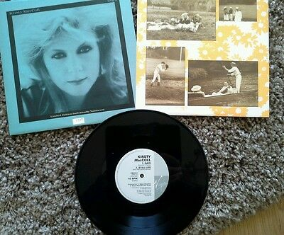 "Kirsty MacColl Days ltd edition 10"" single ep numbered 1397"