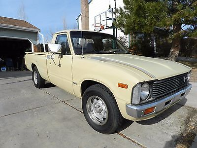 1981 Toyota Other SR5 1981 toyota pickup long bed