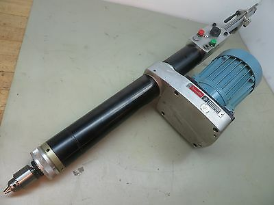 Desoutter Air Pneumatic/ElectrIc Auto Feed Drill  Model AFDKE