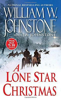 A Lone Star Christmas, J. A. Johnstone, William W. Johnstone | Mass Market Paper