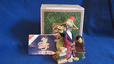 "The Whimsical World Of Pocket Dragons ""classical Dragon"" 1994 Boxed Mint"
