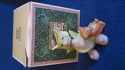 "The Whimsical World Of Pocket Dragons ""drowsy Dragon"" Mint Condition"
