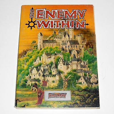 The Enemy Within - Warhammer Fantasy Roleplay - Games Workshop - 1986