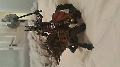 Papo~Schleich Medieval Knights And Horse Figures Bundle
