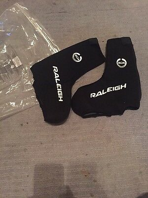 Team Raleigh Neoprene Overshoes Moa Size Large