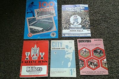 1x  non league football programme & Others. Good Condition See Details