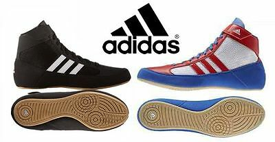 Adidas Wrestling Shoes (boots) Havoc Kids Youth Ringerschuhe Chaussures de Lutte