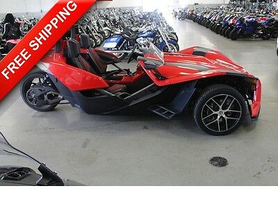 2016 Other Makes Slingshot SL Red Pearl  2016 Polaris Slingshot SL Red Pearl Free Shipping w/Buy it Now Layaway Available