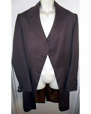 Charles Bickford Vintage Prince Of Players Jacket Costume Men's Period Wardrobe